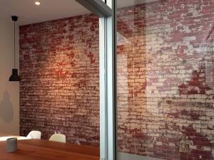Bricks Feature Wall