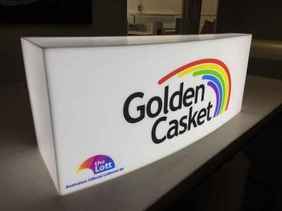 2. Golden Casket