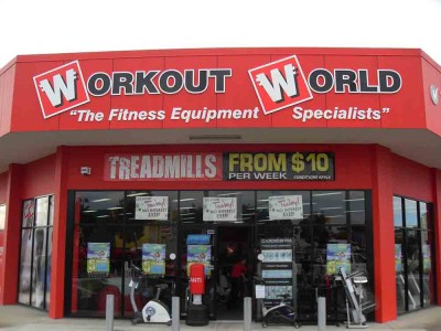 24. Work Out World